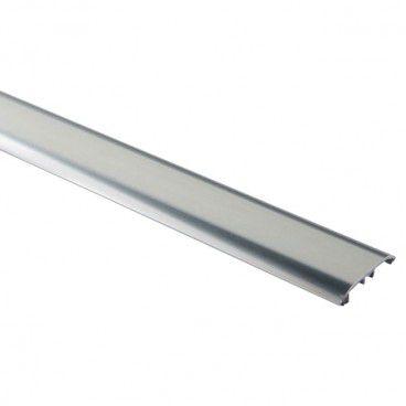 Profil progowy aluminiowy 4 w 1 GoodHome 37 x 1800 mm srebrny