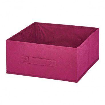 Pudełko Form Mixxit S ciemnoczerwone 31 x 31 x 14 cm