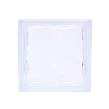 Pustak szklany Seves 1908 W 19 x 19 x 8 cm bezbarwny