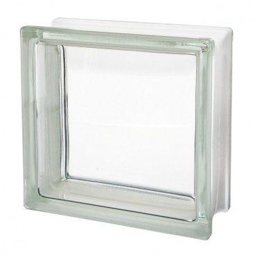 Pustak szklany Seves 19 x 19 x 8 mm bezbarwny gładki