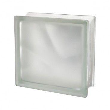 Pustak szklany Seves matowy 1908 WN bezbarwny
