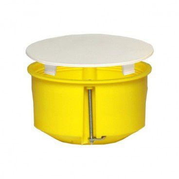 Puszka do płyt kartonowo-gipsowych Elektro-Plast PK-80 niepalna