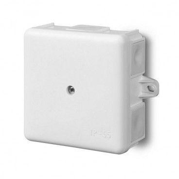 Puszka natynkowa Elektro-Plast odgałęźna 6-wylotowa IP55