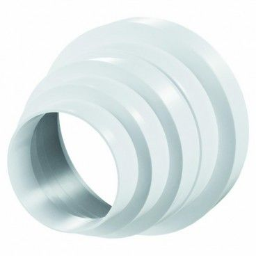 Redukcja wielośrednicowa Vents 80 - 150 mm