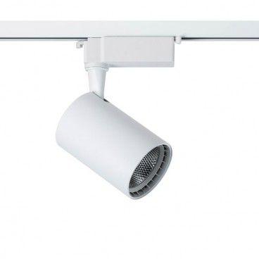 Reflektor szynowy LED DPM Solid 15 W 1250 lm barwa zimna biały