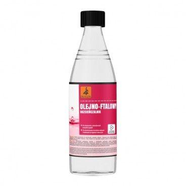 Rozcieńczalnik Dragon do wyrobów olejnych i ftalowych 0,5 l