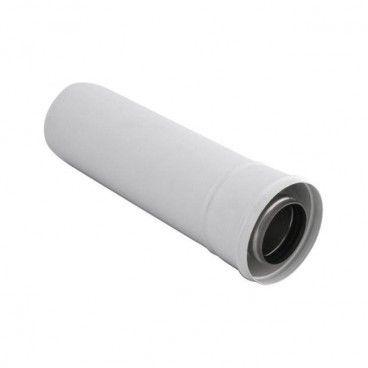 Rura dwuścienna Spiroflex biała 0,25 m