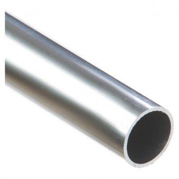 Rura okrągła Cezar 25 x 1,5 mm 2 m aluminium naturalne