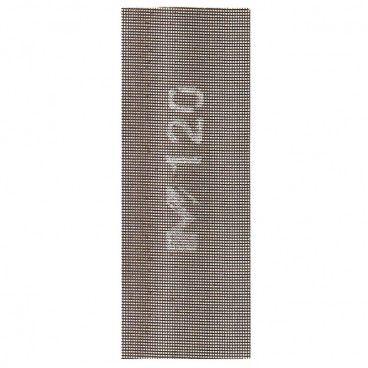 Siatka ścierna MacAllister 105 x 280 mm P120 szara