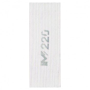 Siatka ścierna MacAllister 105 x 280 mm P220 biała