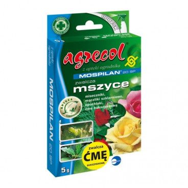 Środek ochrony roślin Agrecol Mospilan 20SP 5 g