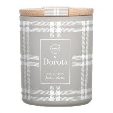Świeca Aroma Home & Dorota jesienny deszcz 150 g