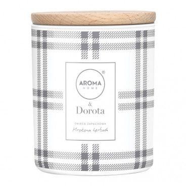 Świeca Aroma Home & Dorota mrożona herbata 260 ml