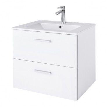 Szafka łazienkowa Slapton z umywalką