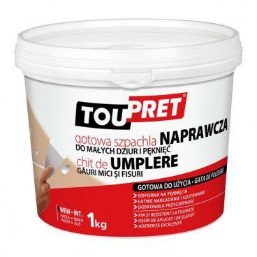 Szpachla naprawcza Toupret gotowa 1 kg