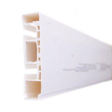 Szyna sufitowa GK2 2-torowa biała 250 cm