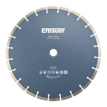 Tarcza diamentowa Erbauer segmentowa 350 x 25,4 mm