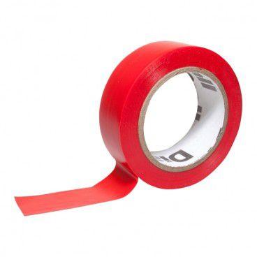 Taśma izolacyjna Diall PCV 19 mm x 10 m czerwona