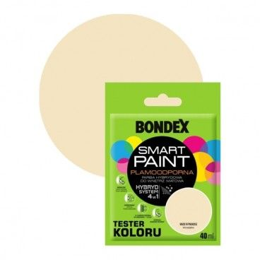 Tester farby Bondex Smart Paint made in paradise 40 ml