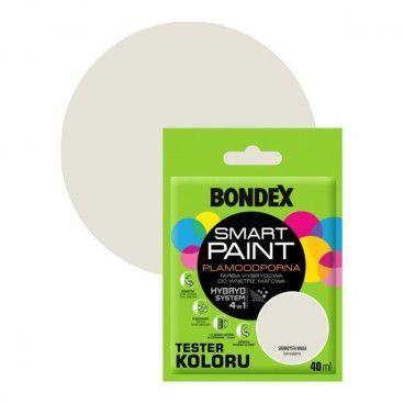 Tester farby Bondex Smart Paint srebrzysta magia 40 ml