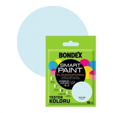 Tester farby Bondex Smart Paint takie jest niebo 40 ml