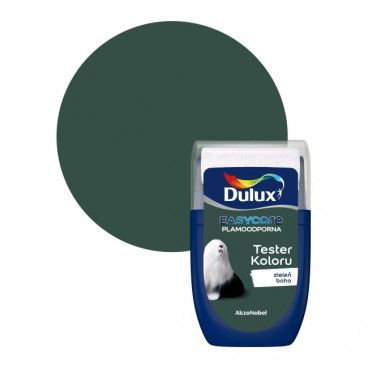 Tester farby Dulux EasyCare zieleń boho 0,03 l
