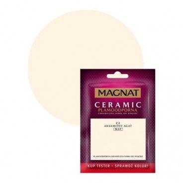 Tester farby Magnat Ceramic aksamitny agat 0,03 l
