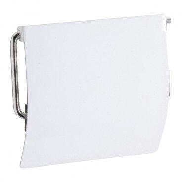 Uchwyt na papier Diani biały