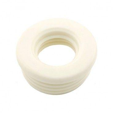 Uszczelka redukcyjna 50/32 mm biała