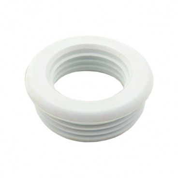 Uszczelka redukcyjna 50/45 mm biała
