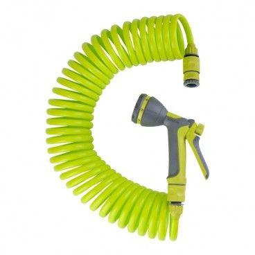 Wąż spiralny Verve ze złączem 10 m
