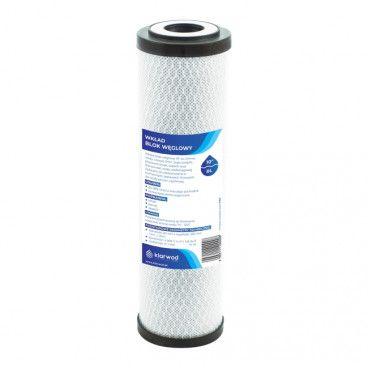 Wkład węglowy Klarwod do filtra 10 BL