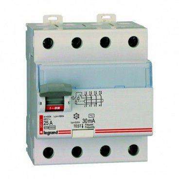 Wyłącznik różnicowoprądowy Legrand P 304 25 A 30 mA AC