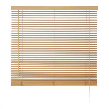 Żaluzja drewniana Colours Cana 90 x 180 cm jasna