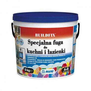 Zaprawa Mapei Buildfix do kuchni i łazienki 132 beżowa 5 kg