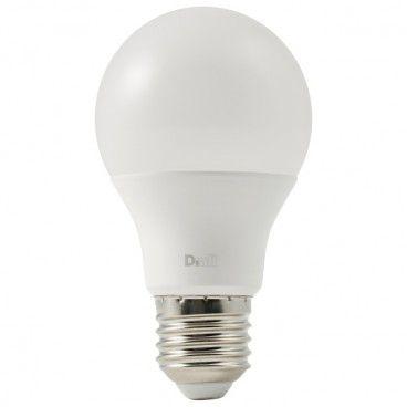 Żarówka LED Diall A60 E27 10,5 W 1055 lm mleczna barwa neutralna