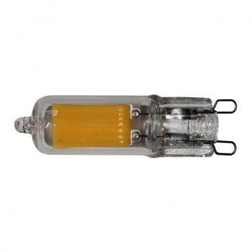 Żarówka LED Ledsystems G9 2,4 W 300 K 280 lm ciepła przezroczysta