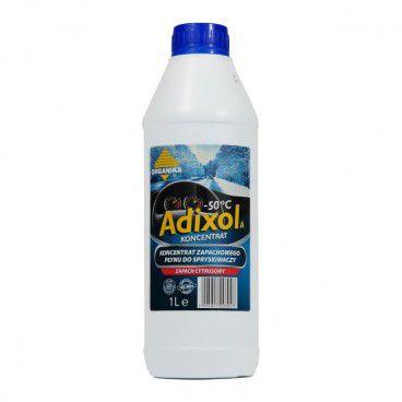 Zimowy koncentrat do spryskiwaczy Adixol do -50°C 1 l