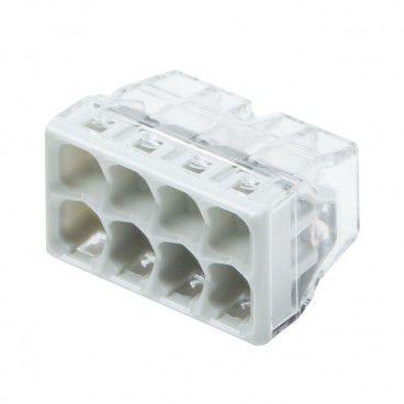 Złączka Wago mini 8 x 0,5-2,5 mm2 10 szt.