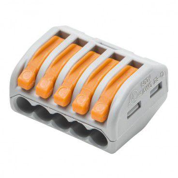 Złączka do linek Wago 5 x 0,08-4 mm2 10 szt.