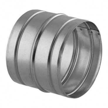 Złączka rur Darco elastyczna ocynkowana ZWS120