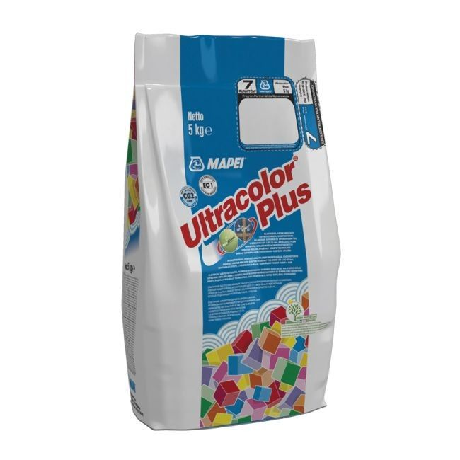 Fuga elastyczna Mapei Ultracolor Plus 142 brązowa 5 kg