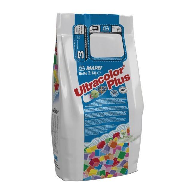 Fuga elastyczna Mapei Ultracolor Plus 144 czekoladowa 2 kg