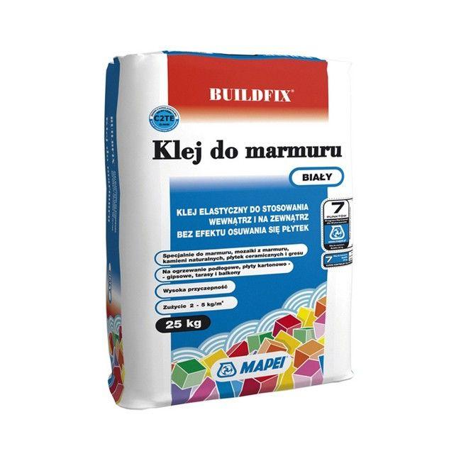 Klej do marmuru Buildfix 25 kg