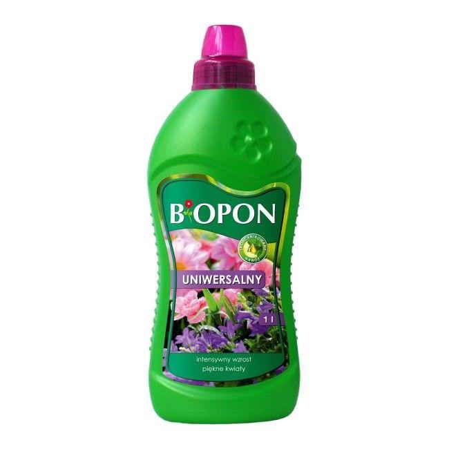 Nawóz Do Pelargonii Biopon 1 L Do Roślin Balkonowych Nawozy