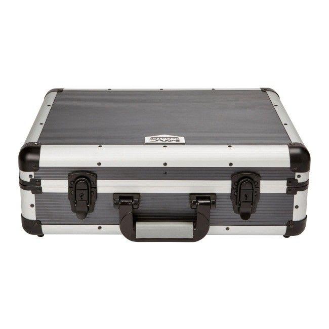642c7f54baf76 Zestaw 2 aluminiowych walizek 13'' i 17'' - Skrzynie narzędziowe ...