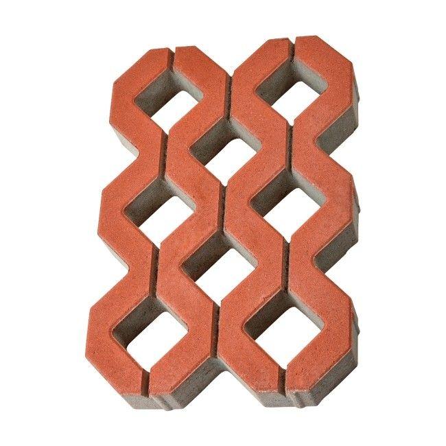 p yta a urowa polbruk 40 x 60 x 8 cm szara p yty chodnikowe kamienie i galanteria betonowa. Black Bedroom Furniture Sets. Home Design Ideas