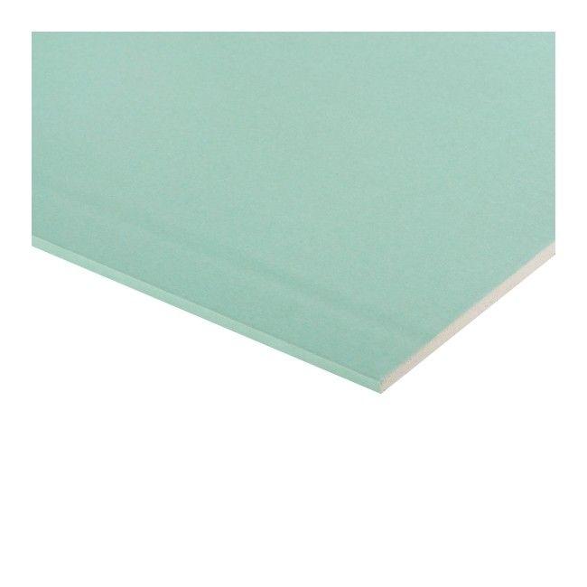 Płyta gipsowa wodoodporna Norgips 120 x 260 cm 12,5 mm 3,12 m2