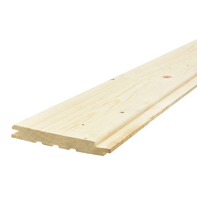 Bardzo dobry Deska elewacyjna Floorpol Romb 25 x 96 x 3000 mm 1,152 m2 - Deski WJ24