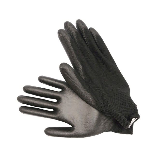 Rękawice nylonowe Vorel rozmiar 10 czarne